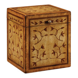 Jonathan Charles - New Jonathan Charles Box Walnut Country - Product Details