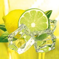 Platin Art's Deco Glass Wall Decor- Fresh Lemon & Lime - Features & Specifications
