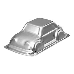 Wilton - 'Cruiser' Novelty Cake Pan - WILTON-Novelty Cake Pan. Celebrate birthdays and special occasions with a fun shaped cake! Wilton is the leader in cake decorating tools and their bakeware is the choice of serious bakers.