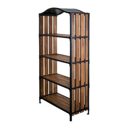 Evelyn Bookshelf - Product Features: