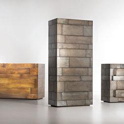 De castelli - De castelli Dresser and trunk set