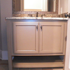 Bathroom Vanities And Sink Consoles by Mitchell's Cabinet Shop