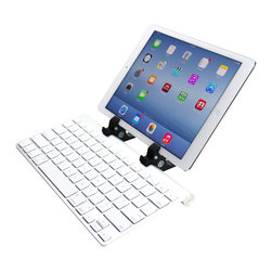 67 Designs - iPad Stand, iPad and iPhone (5/5S) Device Stand, Aluminum Desktop Stand, Mobile, - Apple products not included.