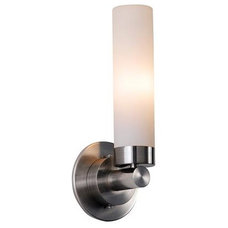 Cylinder Glass Wall Sconce - Shades of Light
