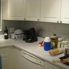 Traditional Kitchen Backsplash, Wainscoting & Wall coverings