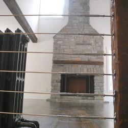 Fireplaces & Mantels - Barn 6 Fireplace