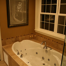 Traditional Bathroom by Stacy Young