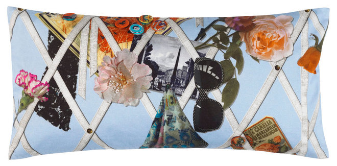 Eclectic Decorative Pillows by Designers Guild