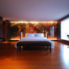Suite at Hotel Luzern