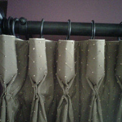traditional curtains by Sheila's Window Toppers &amp; More Ltd