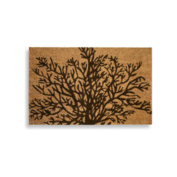 Tree Branch Silhouette Doormat - Bed Bath & Beyond - Curb appeal and a welcoming entrance will have buyers clamouring to view your home. Adding an outdoor mat like this one with a tree motif is pretty and practical.