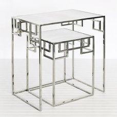 Contemporary Side Tables And Accent Tables by Clayton Gray Home