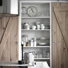 House Ideas / pantry with sliding barn doors