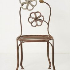 Contemporary Outdoor Chairs by Anthropologie