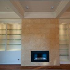 Living Room by Lite Line Illuminations, Inc.