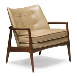 Thayer Coggin - Draper Lounge Chair | Thayer Coggin - Design by Milo Baughman.
