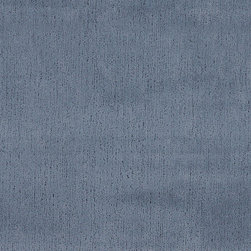 Blue Textured Microfiber Upholstery Fabric By The Yard - This microfiber upholstery fabrics is great for all residential, contract, hospitality and automotive purposes. Our microfiber fabrics are stain resistant, heavy duty and machine washable. This pattern is non-directional.