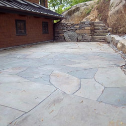 New Fairfeld Patio -