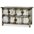India Vintage Rose Maya Cabinet - Eclectic - Storage Units And Cabinets - by ABC Carpet & Home