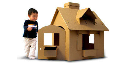 Modern Outdoor Playhouses by This Little Piggy's House