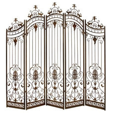 traditional screens and wall dividers by Childress Old World Furniture, Corp