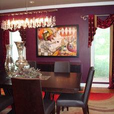 Modern Window Treatments by Interior Views