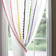 Contemporary Curtains by Serena & Lily
