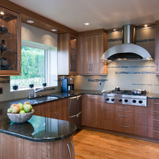 Contemporary Kitchen Countertops by Infinity Countertops, Inc.