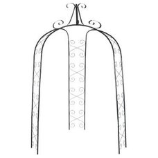 Traditional Pergolas Arbors And Trellises by Target