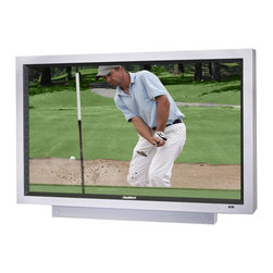 "Sunbrite - Sunbrite 46"" TV SB4610HDSL Pro Series Outdoor TV in Silver - Sunbrite TV SB4610HDSL 46"" Pro Line True Outdoor All-Weather LCD Television."