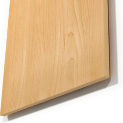 Honey Maple Wood Wall Art - Beautiful Honey Maple Wood Wall Art perfect for any contemporary or modern space.