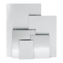 Blomus - Blomus 30 x 45 in. Stainless Steel Magnet Board Multicolor - 66745 - Shop for Magnetic Boards and Supplies from Hayneedle.com! About BlomusBased in Sundern Germany Blomus is an international designer of functional and decorative stainless steel products for the home interior and exterior. Their aim is to harmonize form and function to create special products for everyday life such as kitchen accessories wellness elements patio accents and decorative items. Their designs soften the cold and sterile edge of stainless steel by combining it with other materials. For Blomus design is not an end in itself but an important part of everyday life.