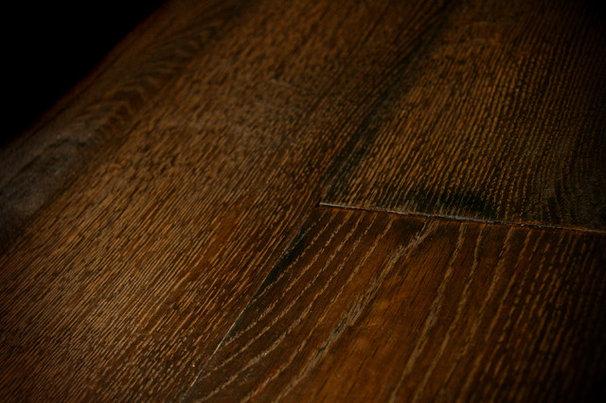 Eclectic Hardwood Flooring by Burchette & Burchette Hardwoods