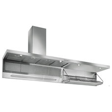 Contemporary Kitchen Hoods And Vents by AJ Madison
