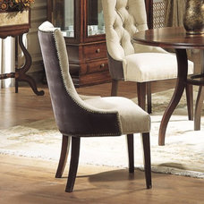 modern dining chairs and benches by Savannah Collections