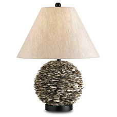 Beach Style Table Lamps by EcoFirstArt