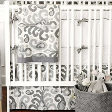 Eclectic Baby Bedding by Jack and Jill Interiors
