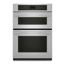 "Jenn-Air 30"" Combination Microwave/wall Oven, Stainless/blk 