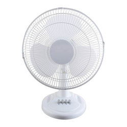 12-inch Oscillating Table Fan
