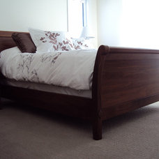 Traditional Beds by VBS Fine Furniture & Cabinetry