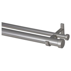 Contemporary Curtain Poles by Crate&Barrel
