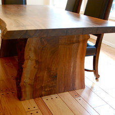 Modern Dining Tables by Urban Lumber Company