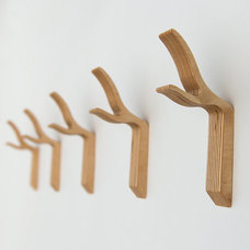 Contemporary Hooks And Hangers by Etsy