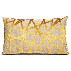 Contemporary Decorative Pillows by Designer Fluff LLC