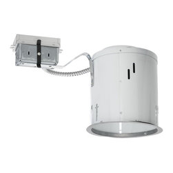 "Juno Lighting - PL618RE 6"" Non-IC Remodel Housing - 18W Triple Vertical CFL - 6"" Non-IC Remodel Housing - 18W Triple Vertical CFL"