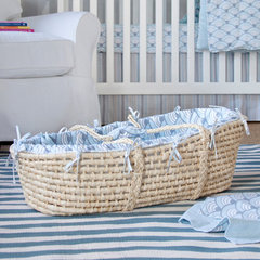traditional crib accessories by Annette Tatum
