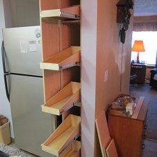 Pantry Cabinets by ShelfGenie of Portland