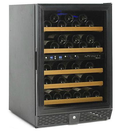 Contemporary Refrigerators And Freezers by Wine Enthusiast Companies
