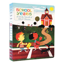 Chronicle Books - School Years: A Family Keepsake of School Memories - School Years: A Family Keepsake of School Memories