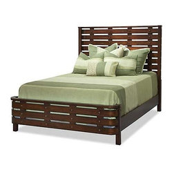 Panama Jack Eco Jack Slat Panel Bed